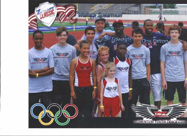 Mighty Mo's & USA Olympians