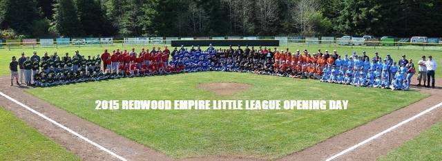 2015 Redwood Empire Group Photo