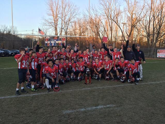 Warren county midget football