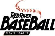 Adult baseball river league Red