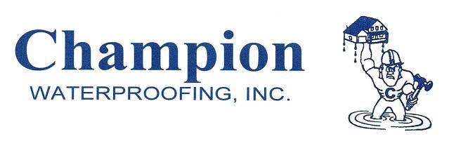 Champion Waterproofing, Inc.