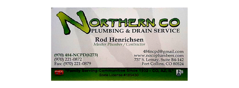 Northern Colorado Plumbing & Drain Service