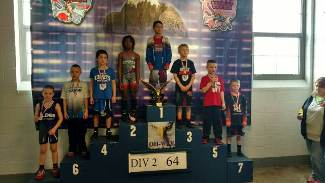 Ronald Johnson OHWAY State Runner Up
