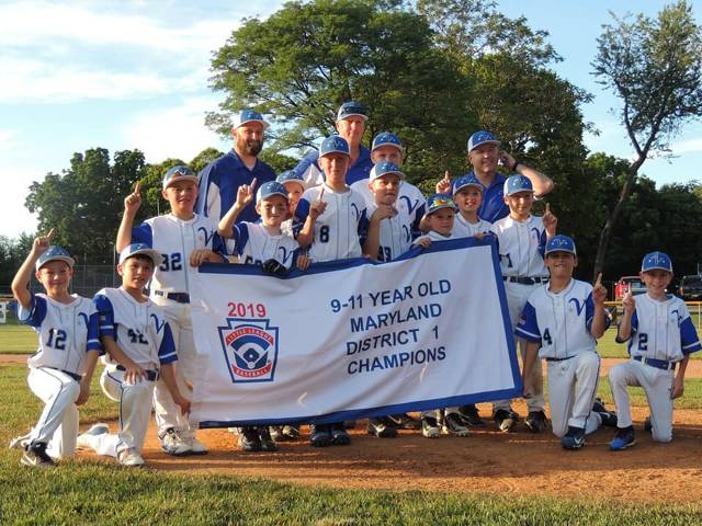VALLEY LITTLE LEAGUE - (Chewsville, MD) - powered by LeagueLineup com