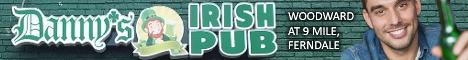 Danny's Irish Pub by Danny Reedy