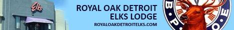 Royal Oak Detroit #34 Elks Lodge