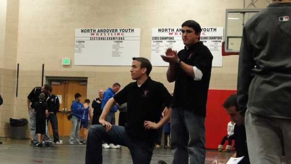 Coaches Dan & Anthony