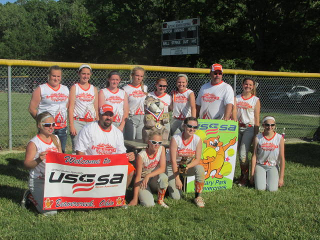 PC Inferno Fastpitch Softball - (West Manchester, OH