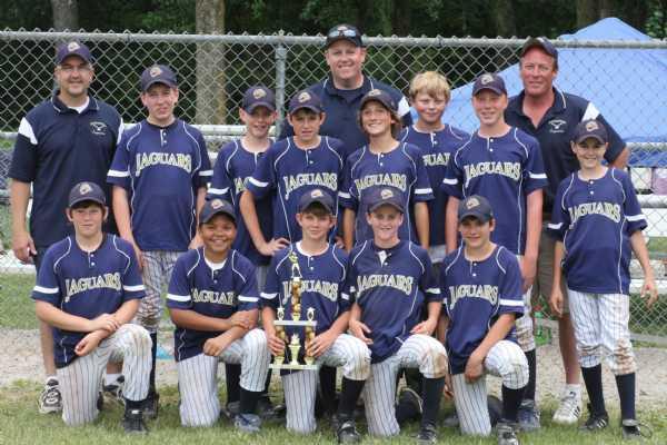 Jaguar Baseball - 2009 Tournament Champions
