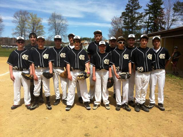 2013 Cambria Twp. Pony League Opening Day  NC-Lecorchicks