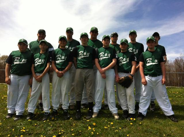 2013 Cambria Twp. Pony League Opening Day  Portage Ray's Oil & Gas