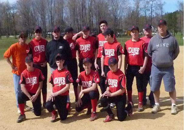 2013 Cambria Twp. Pony League Opening Day  Colver CoGen