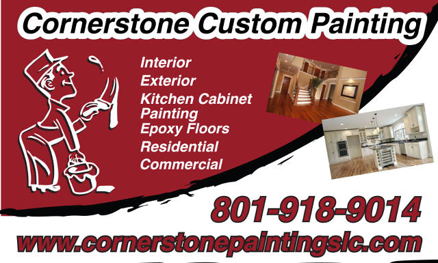 Conerstone Custom Painting