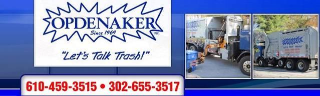 Opdenaker Trash Removal