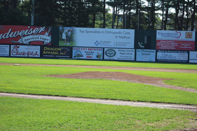 NHBL Championship Series - Historic Holman Stadium in Nashua, NH