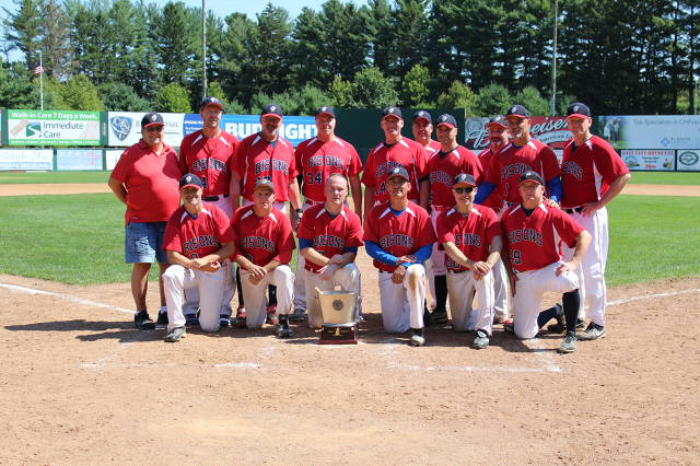 Bedford Bisons, 2016 NHBL Champs