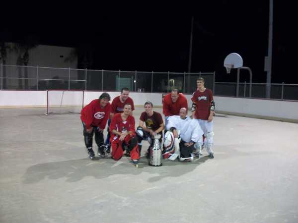 Fall 2011 Champs - Frosted Flakes