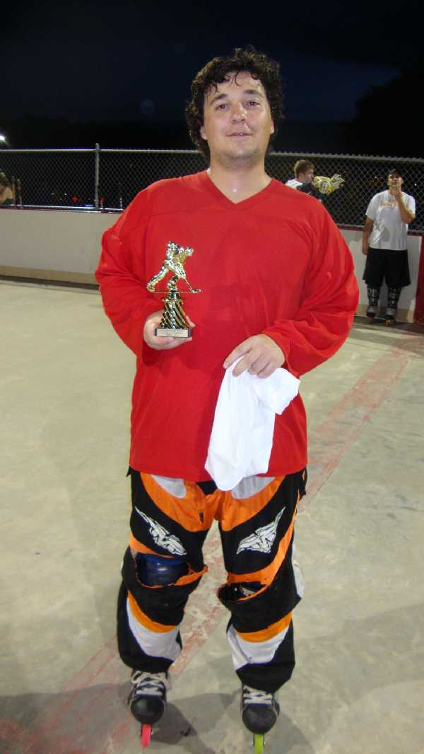 Regular season MVP trophy