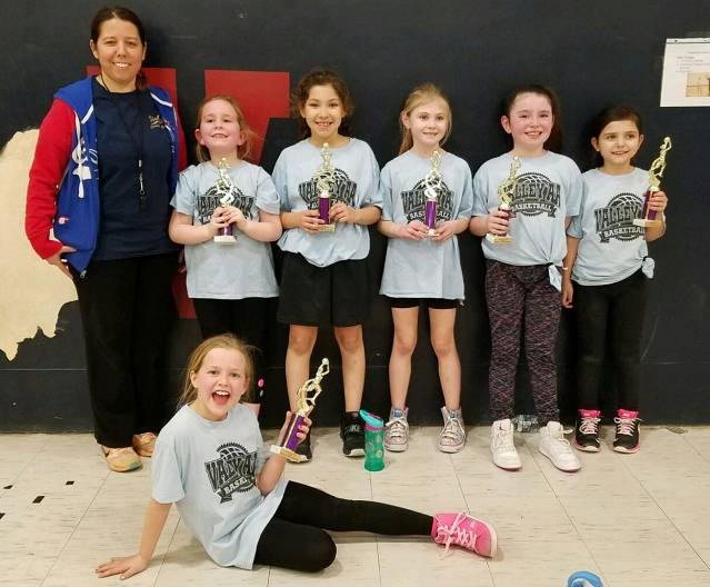 2018-Basketball Instructional Girls