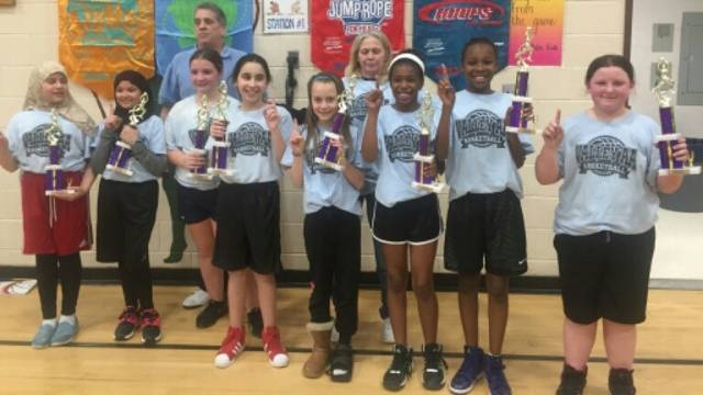 2018-Basketball-Jr Girls Champs