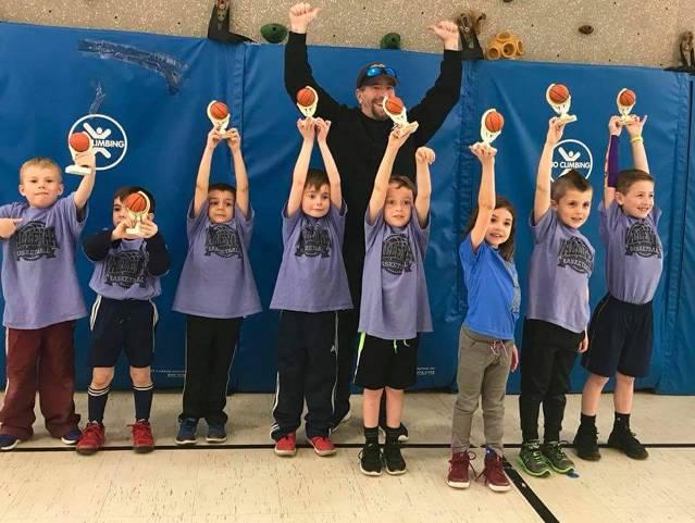2018-Basketball-Little Dribblers