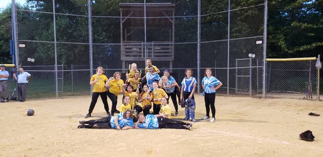 2019 - Championship Game Yellow & Blue