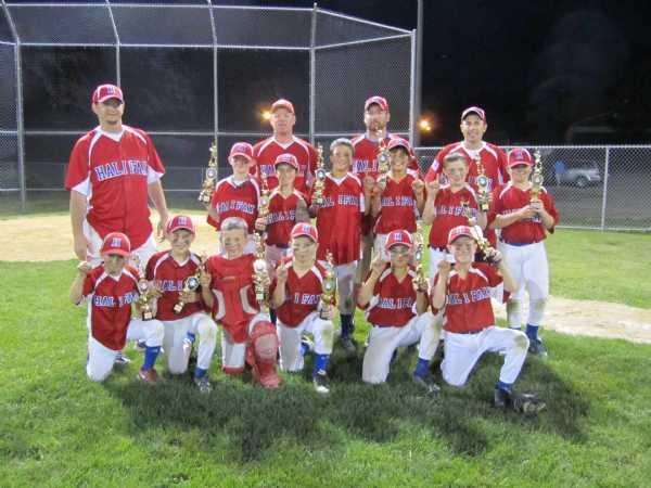 U10All Star Champions - Pembroke Tournament