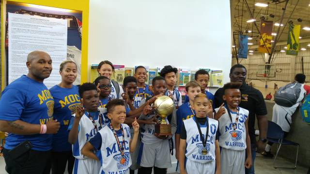 MoCo Warriors 11u Take the CHAMPIONSHIP!!
