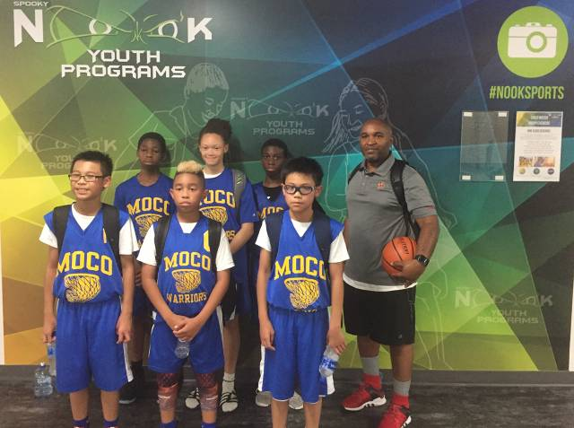 MoCo Warriors 11u 2nd Place in ZG Summer Tip Off