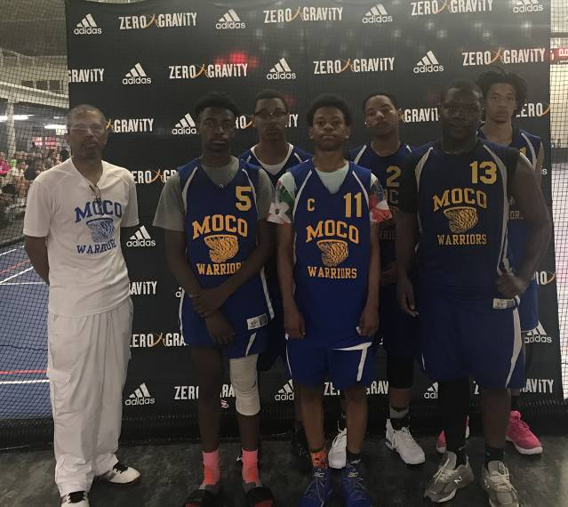 MoCo Warriors 2020 2nd Place in ZG Summer Tip Off