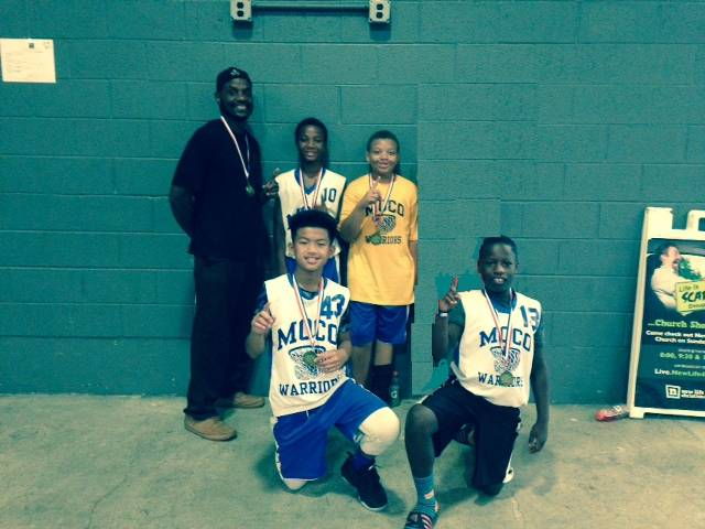 MoCo 5th Grade Slam City Save the Game Tournament