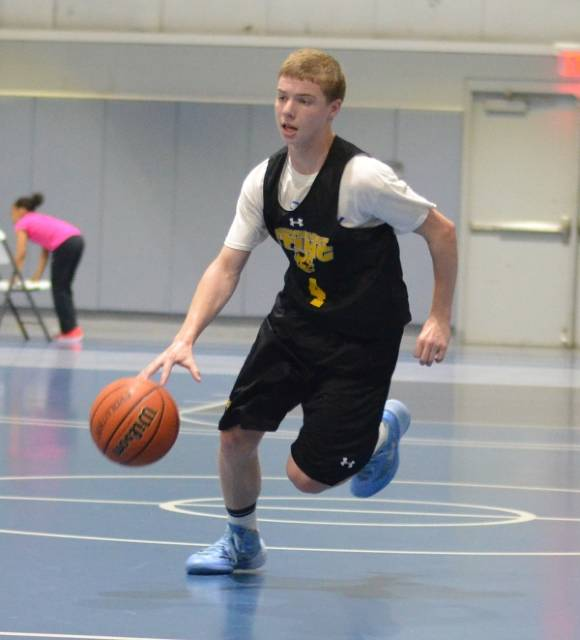 9th Grade Mid-Atlantic Semi-Finals-Mike Power