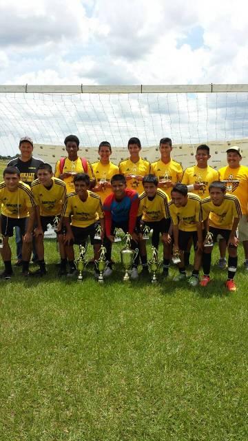 U16 Boys Copa Univision Champions 2015
