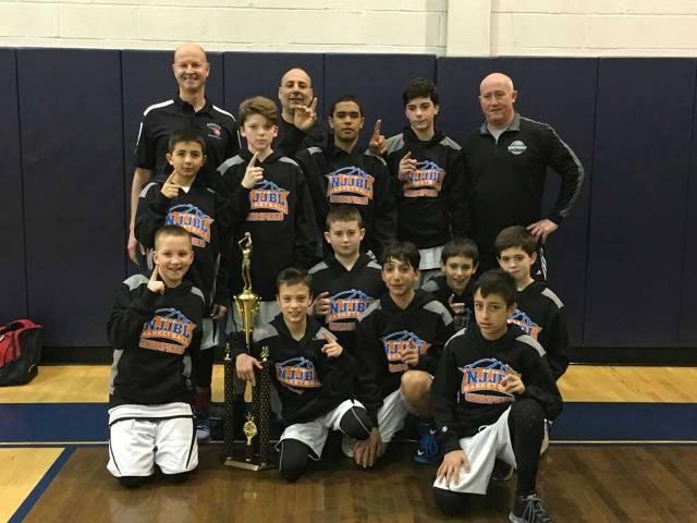 6th Grade National Champions - Mahwah