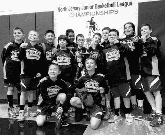 5th Grade American Champions - Ridgewood American