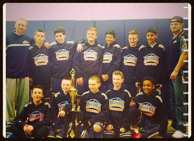 7th Grade National Champions - Wayne PAL