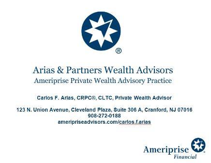 Arias & Partners Wealth Advisors