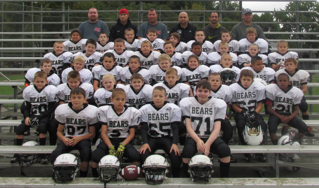 2013 A-C Bears Team Pic