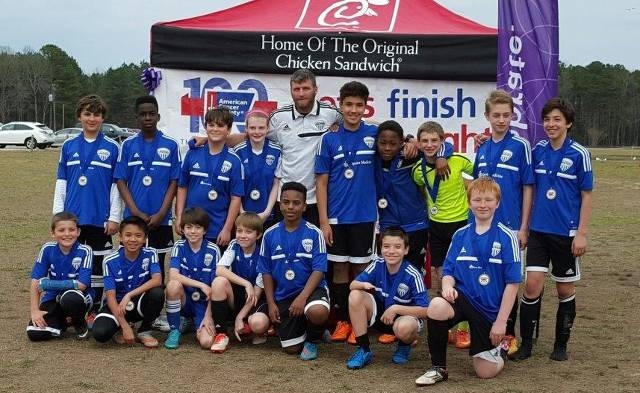 CUSC Monarchs U13 Boys Silver Champions!Thanks Monarchs!!