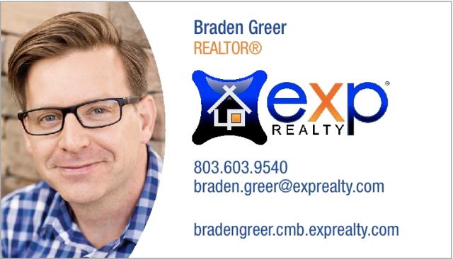 Braden Greer eXp Realty