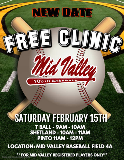 Mid Valley Youth Baseball Encino Ca Powered By Leaguelineup Com