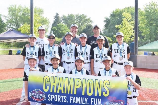 Erie Outlaws Baseball