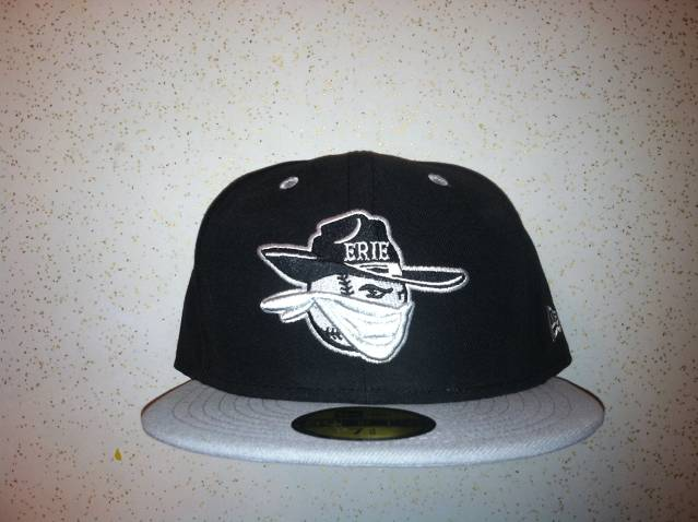 Erie Outlaws 2013 & 2014 Away Hat