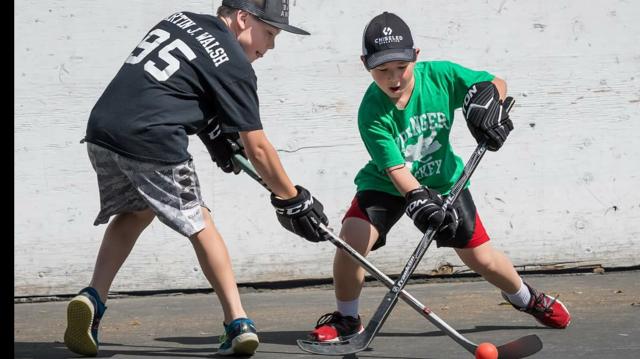 North America's Premier Youth Street Hockey League - (West