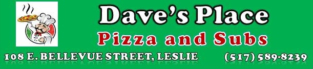 Dave's Place Pizza and Subs