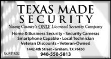 Texas Made Security