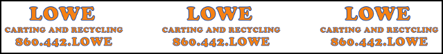 Lowe's Carting and Recycling