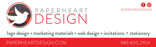 Paper Heart Design