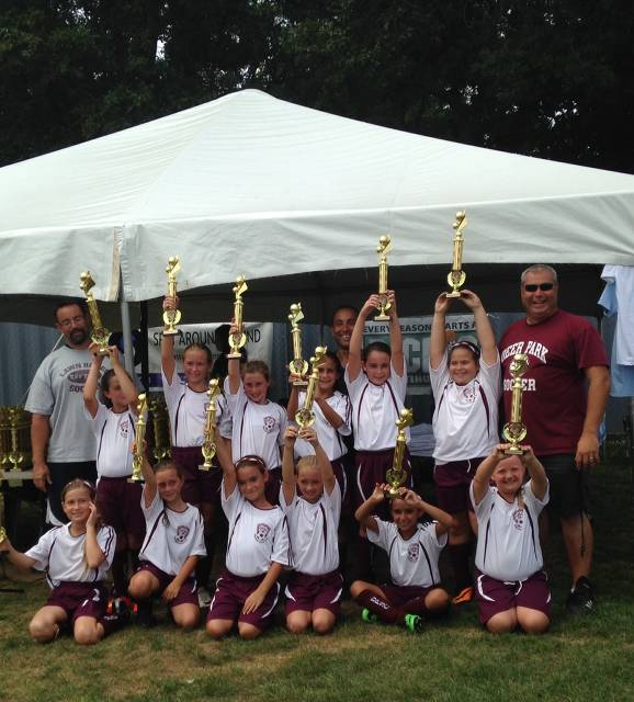 Knockouts Take 2nd Place At The 2014 Long Island Shoot-Out