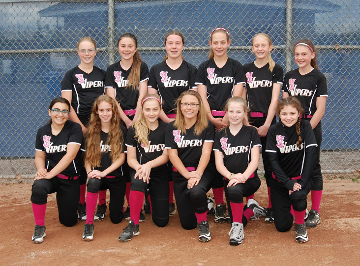Vipers Travel Softball - (Victor, NY) - powered by
